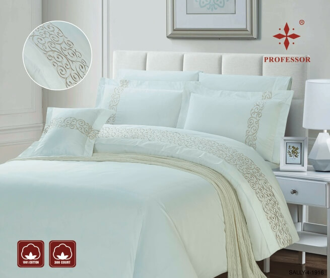 SALLY COMFORTER 7PCS قطن